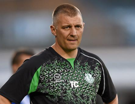 Trevor Croly set to be named new Bray Wanderers manager