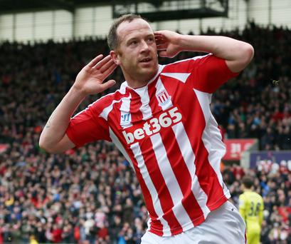 Charlie Adam took great delight in scoring against Spurs