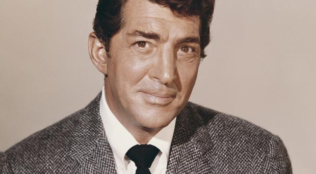 Dean Martin sang at the Riviera in the late 1960s