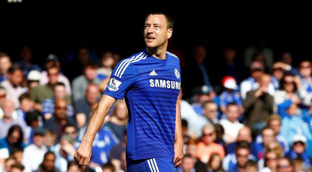 John Terry leading Chelsea by example on and off the pitch