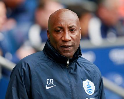 Chris Ramsey's QPR side were relegated from the Premier League yesterday following their 6-0 thrashing by Manchester City