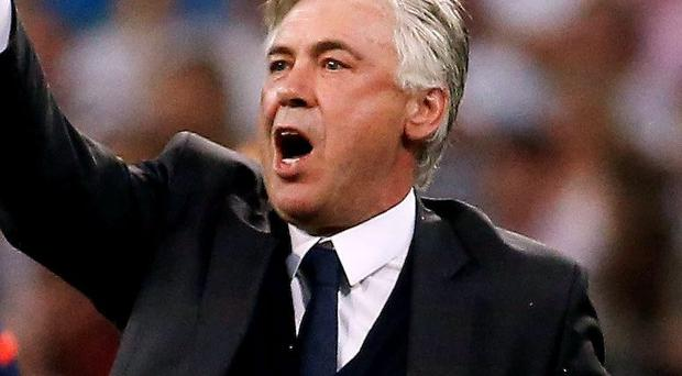 Carlo Ancelotti refuses to give up on Real Madrid's title hopes