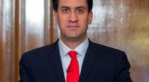 Former Labour leader Ed Miliband was widely seen as having steered the party leftwards from former prime minister Tony Blair's centrist 'New Labour'