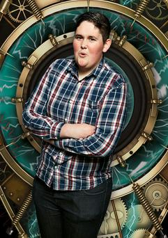 Undated Channel 5 handout photo of Jack McDermott, 23, from Plymouth who is one of the housemates in Big Brother:Timebomb