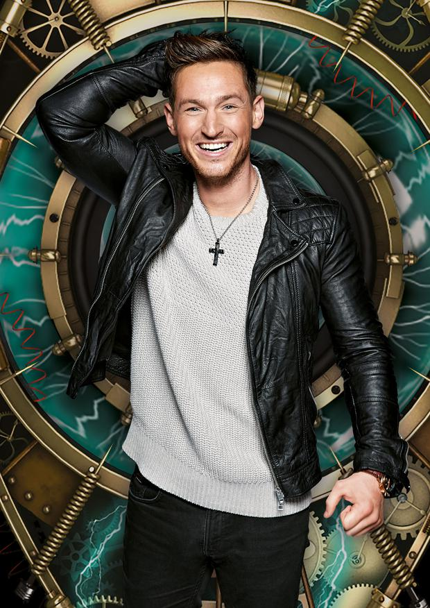 Undated Channel 5 handout photo of Danny Wisker, 29, from Margate who is one of the housemates in Big Brother:Timebomb starting on Tuesday 12th May. PRESS ASSOCIATION Photo. Issue date: Sunday May 10, 2015. See PA story SHOWBIZ Brother. Photo credit should read:Channel 5/PA Wire NOTE TO EDITORS: This handout photo may only be used in for editorial reporting purposes for the contemporaneous illustration of events, things or the people in the image or facts mentioned in the caption. Reuse of the picture may require further permission from the copyright holder.