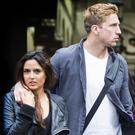 Nadia Forde and new boyfriend Dominic Day