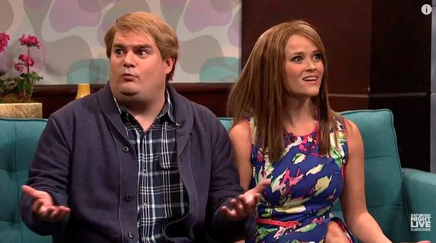 Reese Witherspoon on SNL 'Picture Perfect' sketch