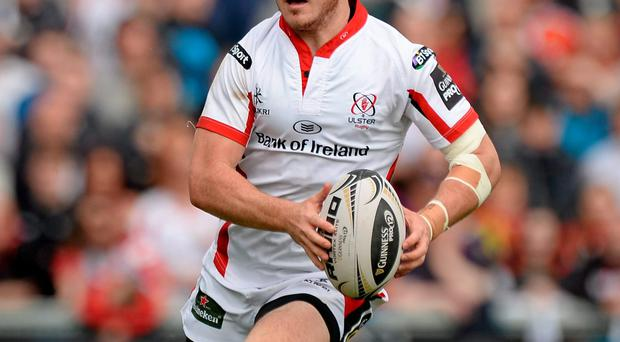 Paddy Jackson's passing ability makes him the new Paul Dean