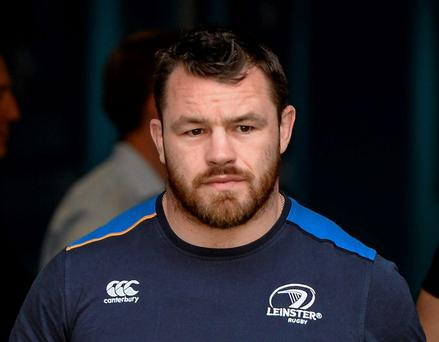 Leinster's Cian Healy underwent surgery on a disc problem last Friday and is said to already be showing signs of progress as the Lion begins his race to be fit in time for the pre-tournament games