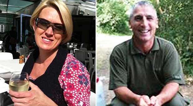 Christopher Cullen (51) denies the murder of his estranged wife Comrie Cullen (39)