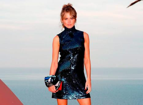 Cressida Bonas attends the Dior Croisiere 2016 at Palais Bulle