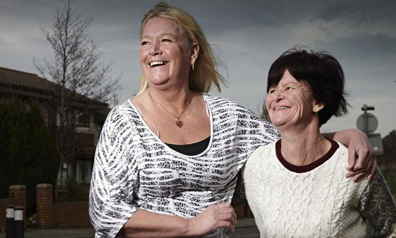 Julie and Sue in Channel 4's Benefits Street, another show which has sparked controversy