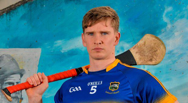 11 May 2015; Brendan Maher, Tipperary, in attendance at the 2015 Munster GAA Senior Championships Launch. Blackrock Castle, Blackrock, Cork. Picture credit: Brendan Moran / SPORTSFILE