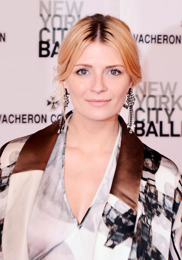 Mischa Barton attends the New York City Ballet 2015 Spring Gala at David H. Koch Theater, Lincoln Center on May 7, 2015 in New York City. (Photo by Stephen Lovekin/Getty Images)