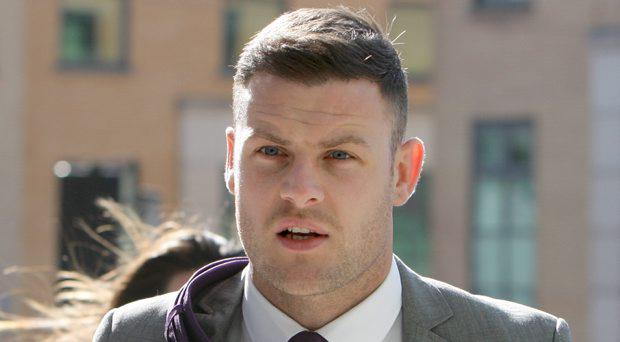 Republic of Ireland and Celtic football star Anthony Stokes