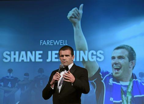 Shane Jennings is just one of many leaders that Leinster have lost in the last 12 months