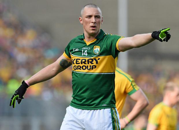 I admire Donaghy for the decision he has made