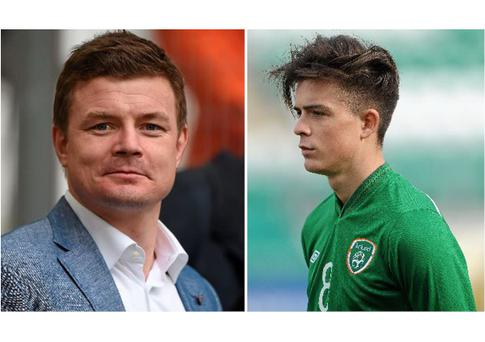 Brian O'Driscoll thinks Jack Grealish should not be called up to the Ireland squad again