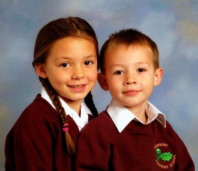 Christi and Bobby Shepherd as the jury in the inquests into the deaths of the two young children who died of carbon monoxide poisoning during a holiday in Greece will continue its deliberations Credit: West Yorkshire Police/PA Wire