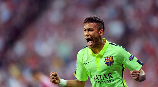 Neymar is 'open' to a move to Manchester United