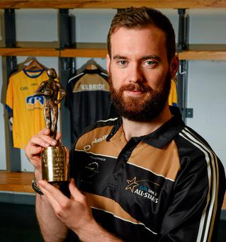 Senan Kilbride, a four-time Connacht winner with St Brigid's and having savoured the satisfaction of winning the All-Ireland Club title in 2013, knows the satisfaction of achieving major success