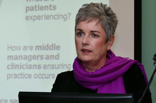 Mary Dunnion, Hiqa's acting director of regulation