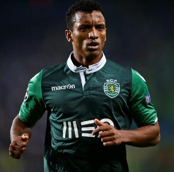 Nani has been told by Manchester United manager Louis van Gaal that he has no future at Old Trafford