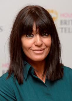 Claudia Winkleman who is to appear on consumer rights show Watchdog tomorrow speaking about how her daughter was badly burned when her Halloween fancy dress costume went up in flames. Photo: Anthony Devlin/PA Wire
