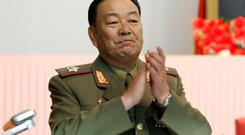 Armed Forces Minister Hyon Yong Chol