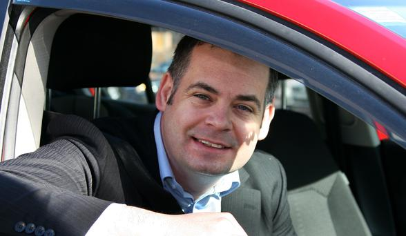 Yesterday's curveball: Pearse Doherty