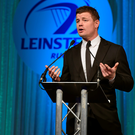 Brian O'Driscoll was unveiled as the IRFU's bid ambassador for their attempt to host the 2023 World Cup in Ireland