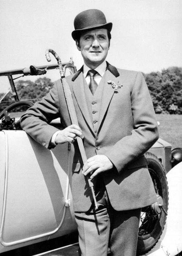 John Steed, from the Sixties TV Show The Avengers