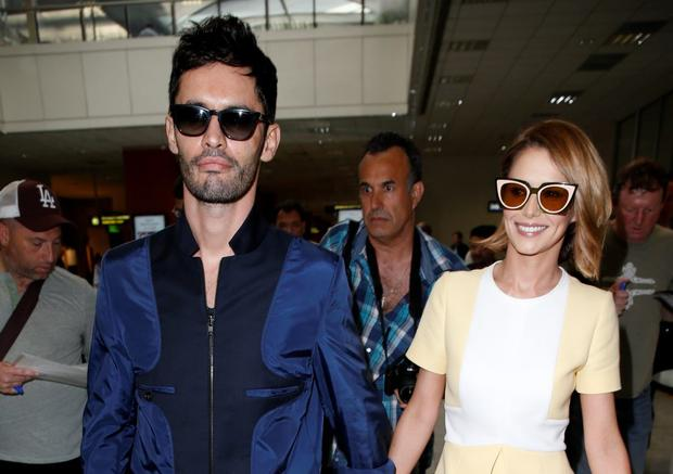 Cheryl Fernandez-Versini and ex husband Jean-Bernard Fernandez-Versini ended their marriage earlier this year