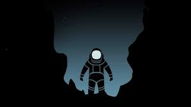 Lifeline: a stranded astronaut tries to find a way home