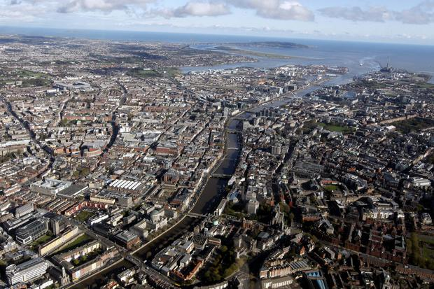 A survey found that there is more than enough land zoned around Dublin