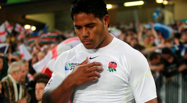 England will go into a World Cup campaign on home soil without star centre Manu Tuilagi after he pleaded guilty to two counts of assaulting a police officer (David Davies/PA Wire)