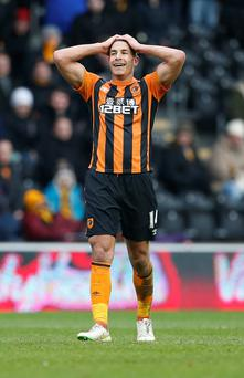 Hull City midfielder Jake Livermore has tested positive for cocaine and will not play for the club again this season (Lynne Cameron/PA Wire)