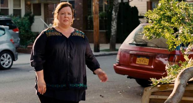 Melissa McCarthy in St Vincent
