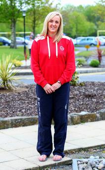 England's top netball coach Tracey Neville