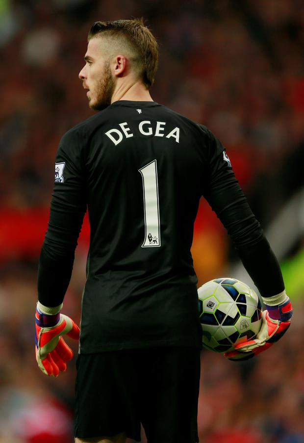 David De Gea has so far resisted attempts by Man Utd to persuade him to remain at the club