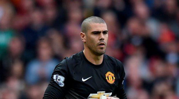 Manchester United goalkeeper Victor Valdes has hit back at manager Louis van Gaal's decision to sell him because he