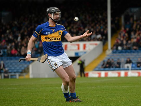 Recently retired Tipperary defender Paul Curran has accepted a position on manager Eamon O'Shea's backroom team for the championship summer (Sportsfile)