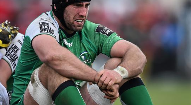 'John Muldoon has had a familiar feeling in recent weeks and it isn't a good one' (sportsfile)