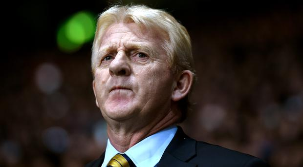 Strachan has recalled Stoke's Charlie Adam to his squad after more than a year in the wilderness and Celtic's Leigh Griffiths is also back in the fold