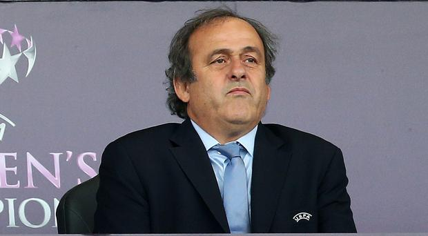 Michel Platini, yesterday confirmed that some of the rules regarding Financial Fair play will be 'eased'