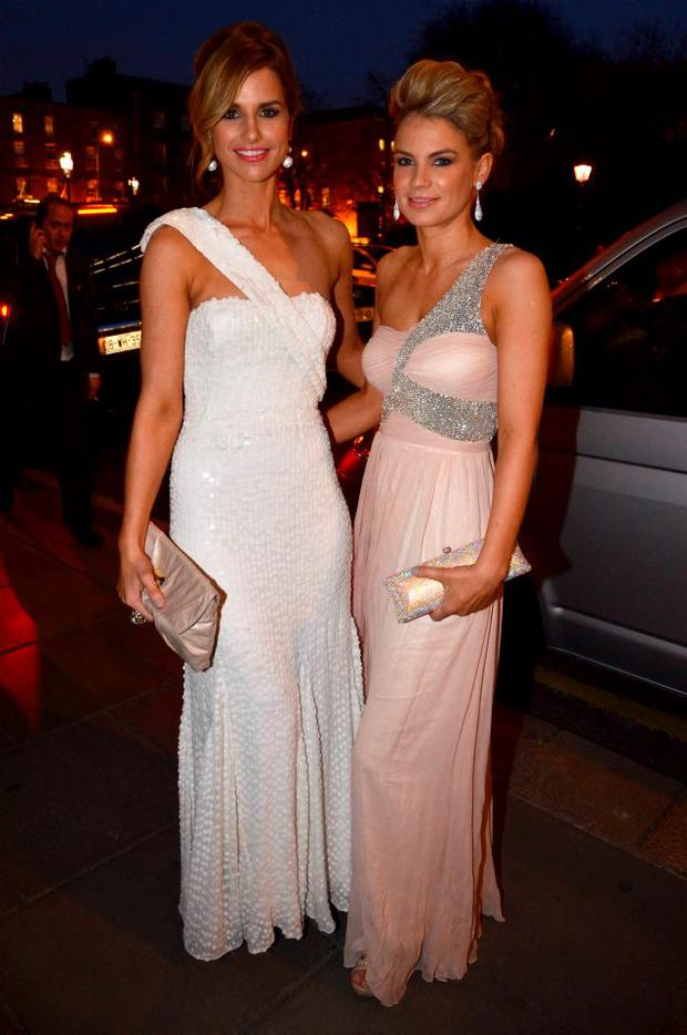 Vogue and Amber Williams at the VIP Style Awards in 2011