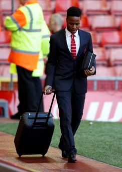 Liverpool's Raheem Sterling could be packing his bags and leaving Liverpool