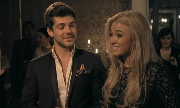 Nicola Hughes on E4's Made in Chelsea