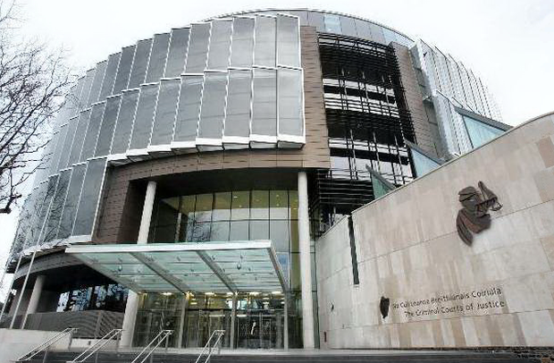 The court heard Thompson had €2000 as a gesture of remorse and the judge ordered that it be split between the two victims.