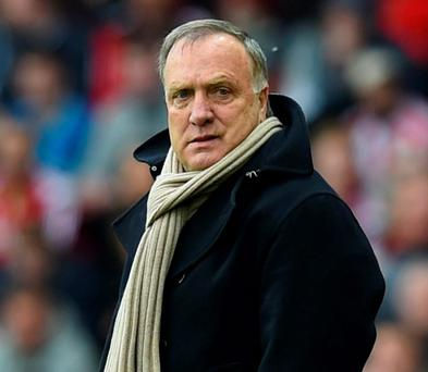 Dick Advocaat insists he has not made a decision on his Sunderland future but insiders are growing confident he will remain manager